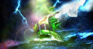 طوفانی سهمگین