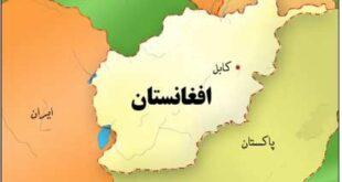 افغانستان - نقشه جغرافیایی افغانستان