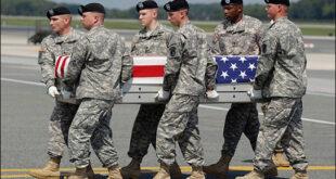 خودکشی نظامیان امریکایی